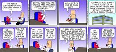 Dilbert comic strip for 11/04/2012 from the official Dilbert comic strips archive.