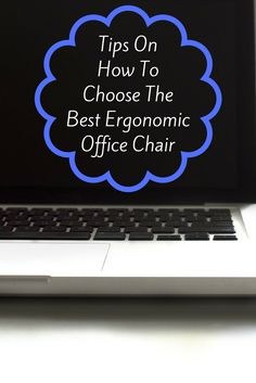 Get Helpful Tips On How To Select The Best Ergonomic Office Chair For Your  Home Office