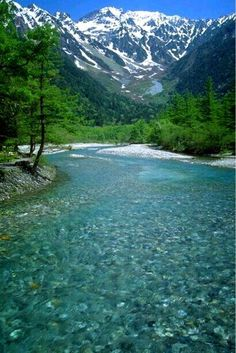 Kamikochi, Nagano, Japan Kamikōchi is a remote mountainous highland valley within the Hida Mountains range. It has been preserved in its . All Nature, Amazing Nature, Places To Travel, Places To See, Travel Destinations, Kamikochi, Nature Photography, Travel Photography, Wanderlust