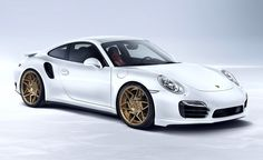 Porsche 911 Turbo S by Prototyp Production boasts 603 hp