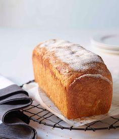Australian Gourmet Traveller recipe for brioche.