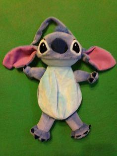 Stitch Doll Purse Rare From Lilo and Stitch Disney  #Disney