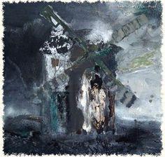 Imagini pentru mihai grecu pictor moara Plastic Art, Painters, Plastic