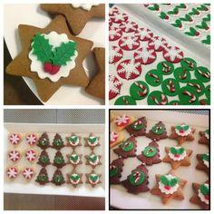Christmas cookies Gingerbread Cookies, Christmas Cookies, Brownie Bar, Brownies, Cooking, Desserts, Food, Xmas, Gingerbread Cupcakes