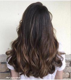 Balayage Balayage hair Sombre Ombré Painted hair