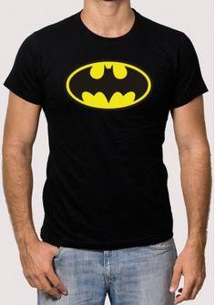 Camiseta Batman Barata