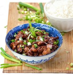 This Asian honey soy chicken has the exciting flavor punch of Chinese takeout without all the grease. Tender chicken in sweet and spicy honey soy glaze. Serve with fluffy white rice. Dinner in 30 minutes. #EasyDinner #ChickenRecipes #Chinese Asian Honey, Spicy Honey, Sweet And Spicy, Asian Dinner Recipes, Dinner Recipes Easy Quick, Asian Recipes, Honey Soy Chicken, Main Dish Salads, Best Chicken Recipes