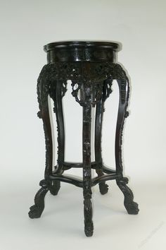 Victorian Plant Stand With Marble Top Circa 1890 In 2019 Victorian Vases Chinese Furniture
