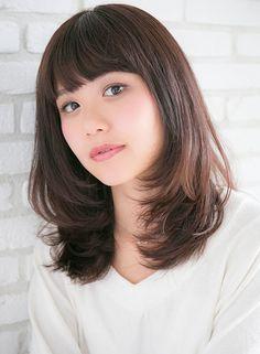 大人かわいい、ふんわりワンカール【dydi 表参道】 https://www.beauty-navi.com/style/detail/59398?pint ≪#semilong #shoulderlengthhair #hairstyle #セミロング #セミディ #ヘアスタイル #髪型 #髪形 ≫