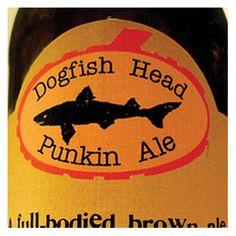 Dogfish Head, Punkin Ale, ABV 7.0%