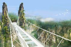 Zhangjiajie - Grand Canyon Glass Bridge