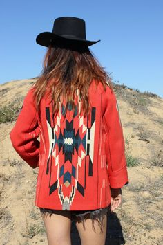 WOWZA  Vintage Native Beauty Chimayo Indian Handwoven by Vdingy