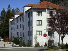 st mary's college of california, augustine hall