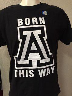 University of Arizona Wildcats Men's T - Front/Back Design – The Cat Cart