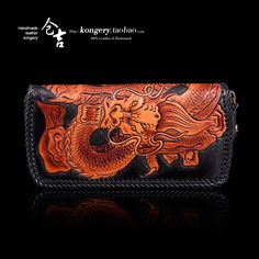 New-list-handmade-first-layer-cowhide-leather-men-carved-wallet-carving-dragon-pattern-free-shipping.jpg (800×800)