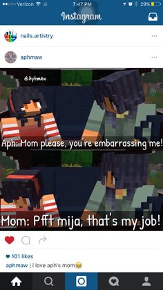 APHMAU IS SPANISH YAY