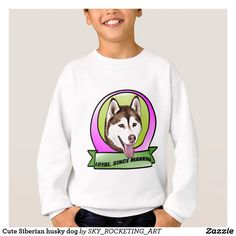 Cute Siberian husky dog cute,Husky,dog,puppy,animal,pet,play,playful,attention,animal world,detention,mammal,dog snout,illustration,caricature,sketch,drawing,purebred dog,humor,love,style,funny,fun,sled dog,snow dog