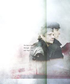 Sherlock & John. I can surely rely on you.
