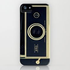 Old Polaroid iPhone Case iPhone Case by cfortyone - $35.00