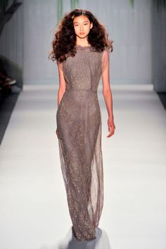 Jenny Packham SS14 at New York Fashion Week 2013