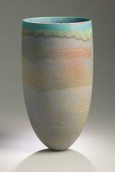 Water Mark I (2005) porcelain work by Pippin Drysdale - Master of Australian Craft 2008-2010. Photo by...Adrien Lambert.