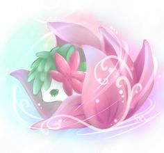 Birth of Shaymin