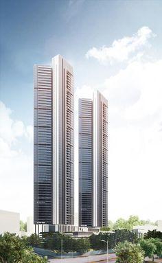Hindustan Mills - Mumbai - Architecture - SCDA