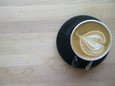 a blog that captures the best coffee shops in montreal
