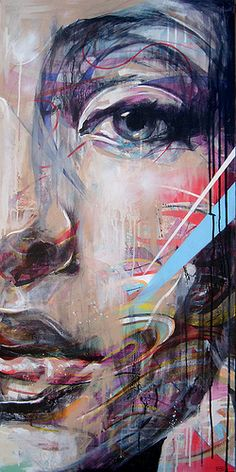 120x60cm/48x24inches Mixed Media on Canvas