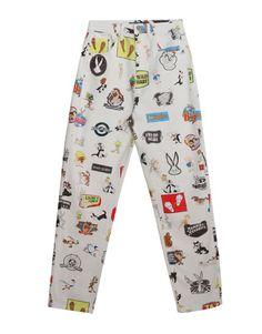 LOONEY TUNES MOM FIT JEANS - NEW PRODUCTS - WOMAN - PULL&BEAR Ukraine
