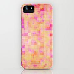 Happy Pixels iPhone Case