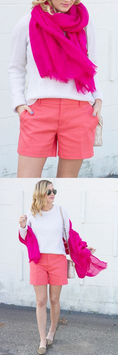Add a polished touch to your summer look with our tailored cotton blend shorts | Banana Republic