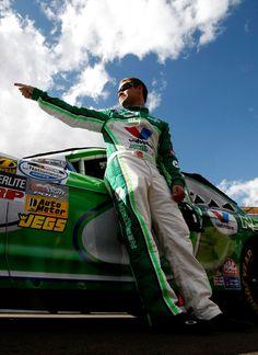 Ricky Stenhouse Jr Photo - Great Clips 200
