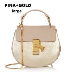 74e0448666 Cowskin Shoulder Bag Small Chain Bag