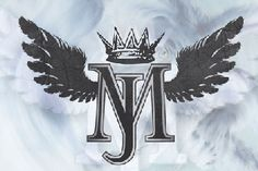 Michael Jackson MJ Logo With Wings photo 0amjlogowithwings-1.png