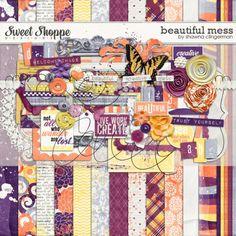 Beautiful Mess by Shawna Clingerman
