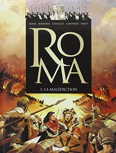 Conçu à l'origine par le regretté Gilles Chaillet, Roma est un projet ambitieux visant à raconter l'éternité de Rome à travers une grande fresque historico-fantastique de 13 albums, construite autour de la malédiction du Palladium. À raison d'une parution tous les 6 mois, chaque album, formant une histoire complète et réalisé par un dessinateur différent, nous décrit en toile de fond un épisode spécifique et emblématique de l'histoire de Rome. Mis en lumière par l'apport de Bertrand Lançon.