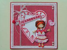 Snoesje card by Trijntje
