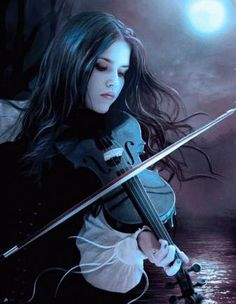 Ve ben....  Geceye aryalar bırakıyorum adsız senfonilerde..,.  Duymuyor ruhu sağır sevgili....  ~Pia