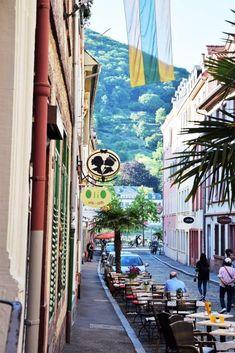 Mein Heidelberg – 11,5 Tipps für Eure Städtereise! – Unterfreundenblog Aliens, Exploring, Invitation, Fair Grounds, Germany, Restaurant, Writing, How To Plan, Future