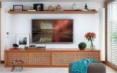 Resultado de imagem para televisão na parede