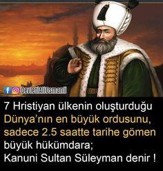 KANUNİ SULTAN SÜLEYMAN HAYATI (1520 – 1566) Osmanlı Devleti – Çok İyi Abi