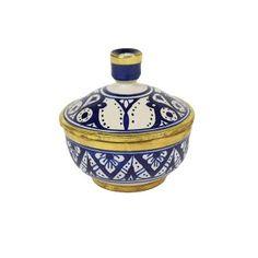 Moroccan Squat Jar