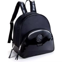 Versace perfume backpack black Comes with dust bag 12x12x4 in Brand new. Versace  Bags Backpacks 725408a9a72c1