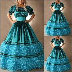 Western wedding ideas on pinterest western costumes for Old west wedding dresses