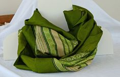 Hey, I found this really awesome Etsy listing at https://www.etsy.com/listing/151778612/pure-silk-scarf-green-godess-long