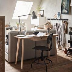 """Gefällt 6,533 Mal, 24 Kommentare - IKEA Deutschland (@ikeadeutschland) auf Instagram: """"So lässt es sich doch gut arbeiten. #LISABO #VALLENTUNA #meinIKEA"""""""