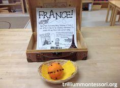 Christmas Around the World Activities (from Trillium Montessori)