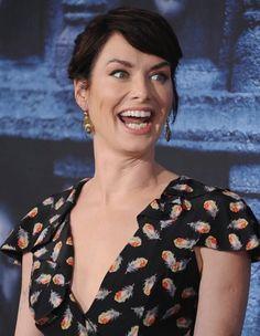 Lena Headey at the Game of Thrones LA Premiere - April 10, 2016.