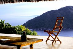 tiny hotels: there is a boat and a donkey involved in getting to this one: Modern Design - Small Hotel - Verana, Yelapa, Mexico